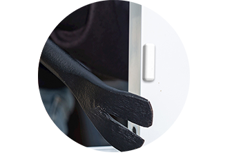 Anti-Burglar Protection